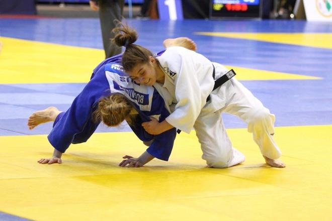 У России две бронзы на чемпионате Европы по дзюдо