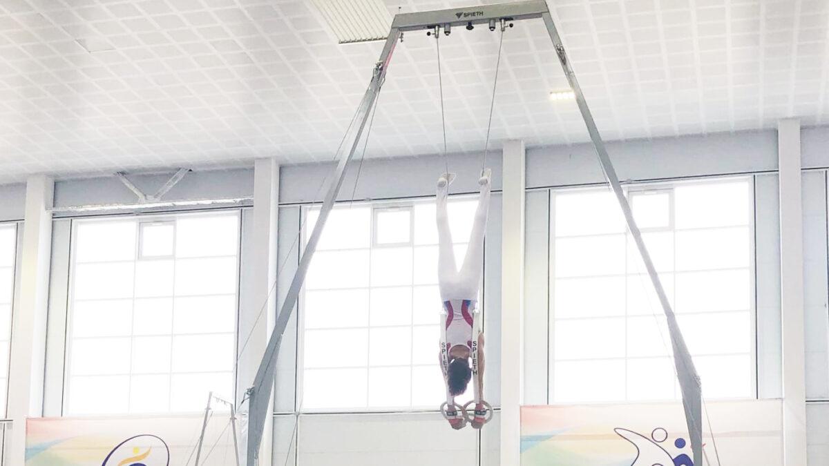 Мечты сбываются и у гимнастов