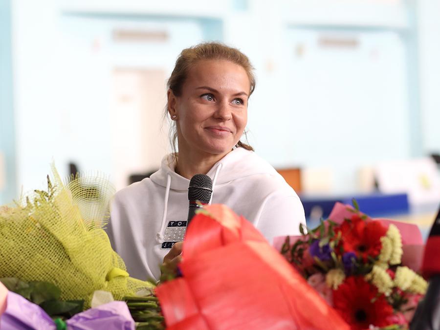 21 апреля Давыдова и Могушков вернутся в Тюмень