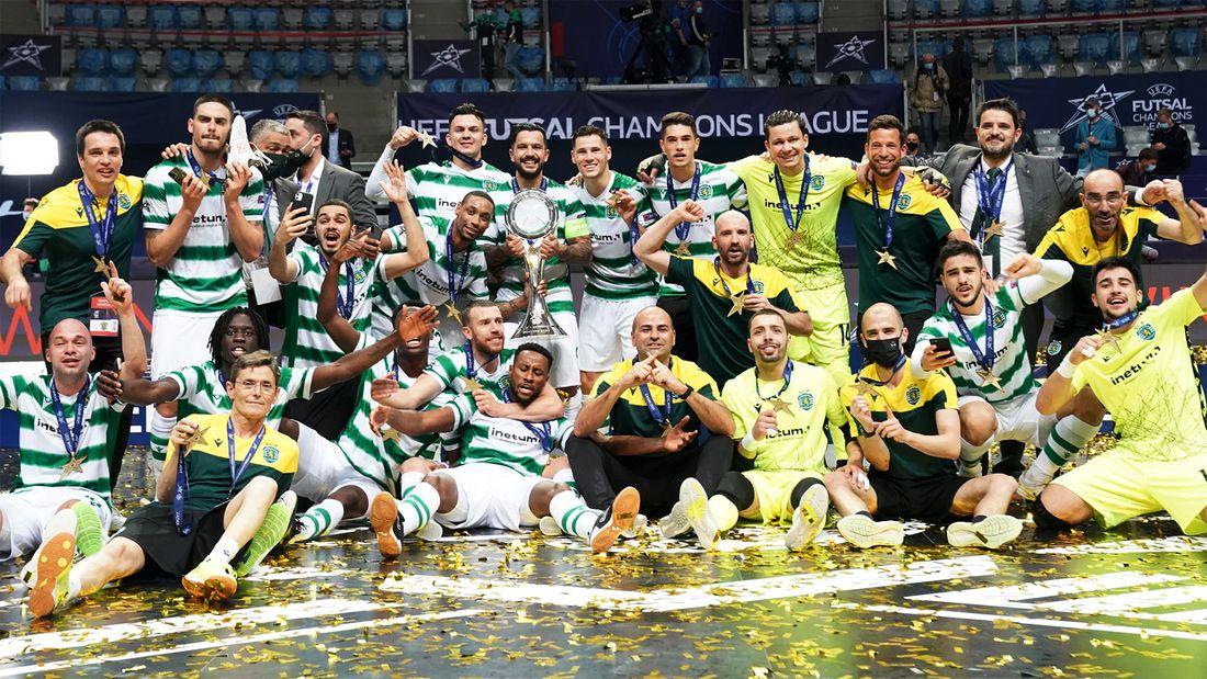 Португальский «Спортинг» вернул титул