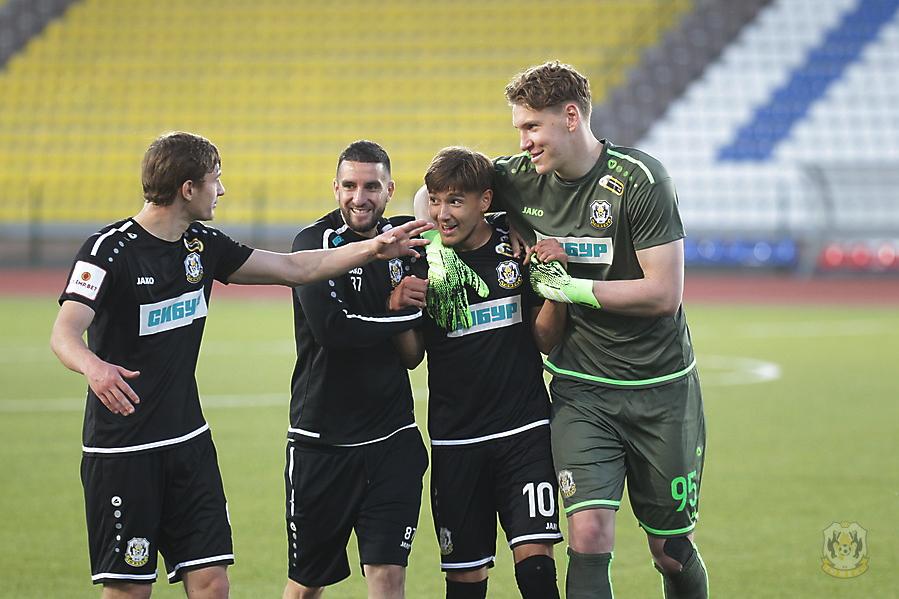 «Тюмень» – «Динамо-Барнаул» – 3:1