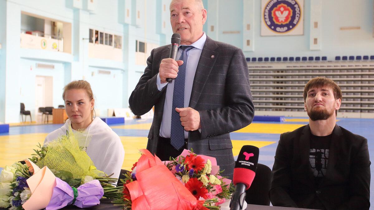 Фотоотчёт с мероприятия «Олимпийская ромашка Мусы Могушкова»
