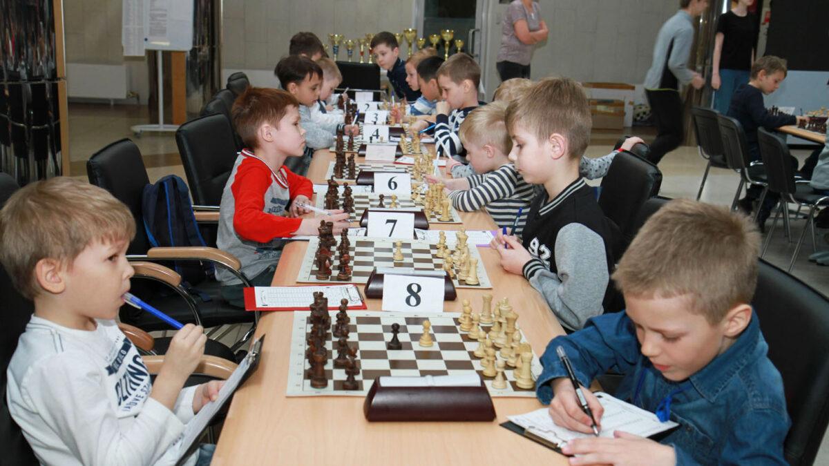 Шахматы – не детская игра?
