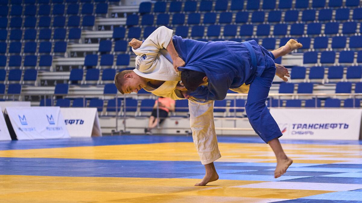 Фотоотчёт. Всероссийский турнир по дзюдо памяти героев отечества среди юношей и девушек до 18 лет