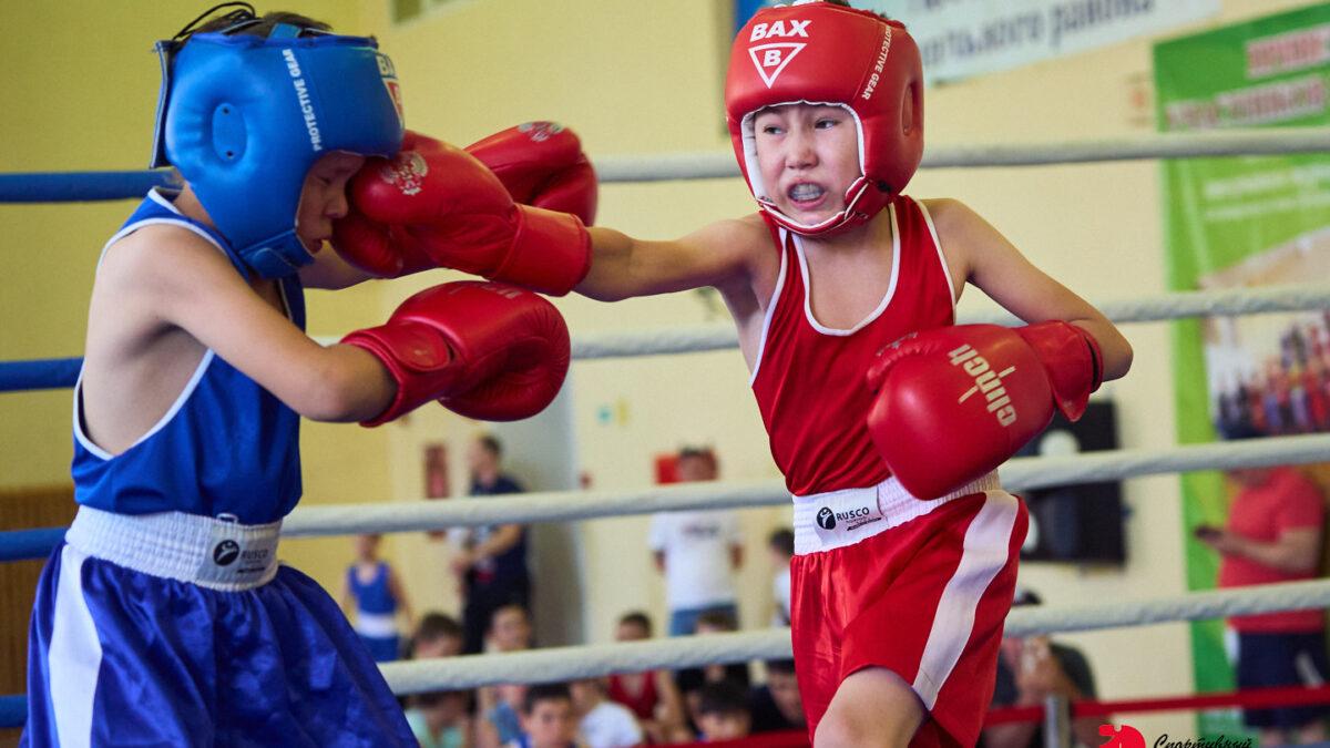 Открытое первенство тюменского муниципального района по боксу «Ринг мужества»