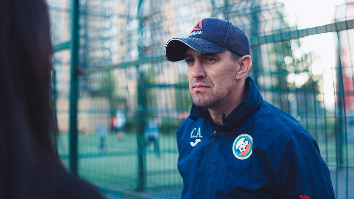Андрей Сисько. Спорт в каждом