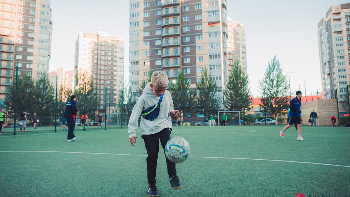 Кирилл Волошин. Спорт в каждом