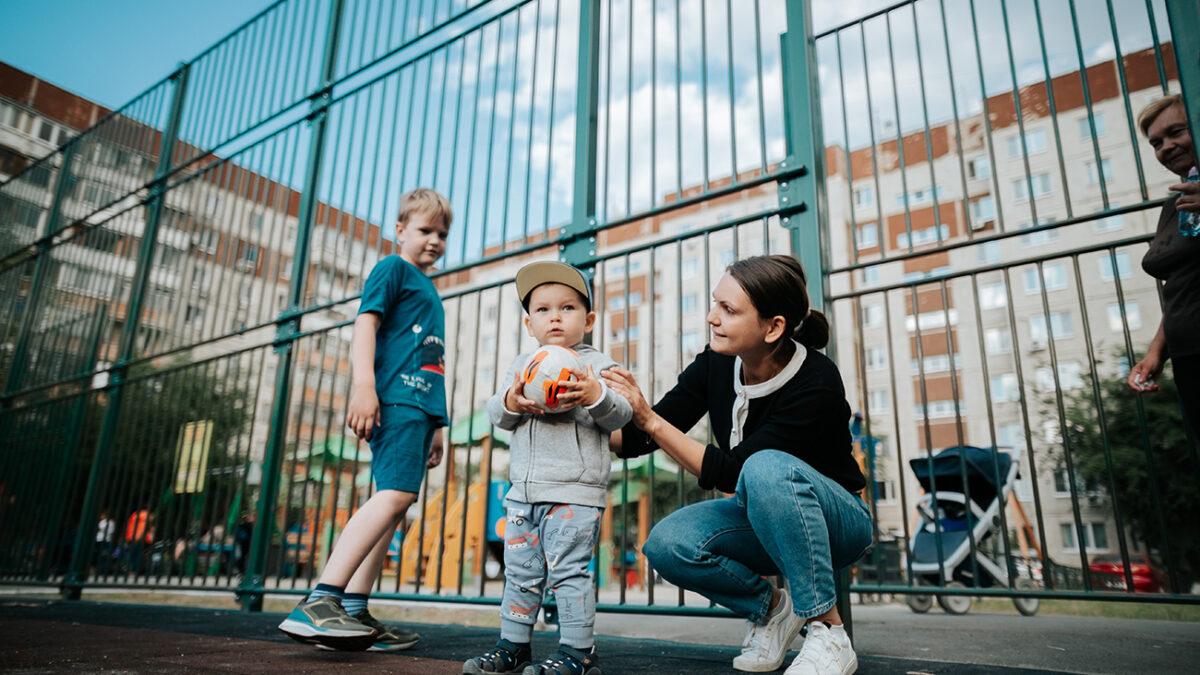 Евгения Павленко и её семья. Спорт в каждом