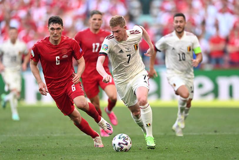 Второе поражение датчан – невезение или шанс россиянам на выход в 1/8 ?!