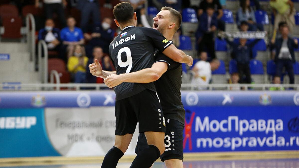 МФК «Тюмень» в финале чемпионата России и в Лиге чемпионов