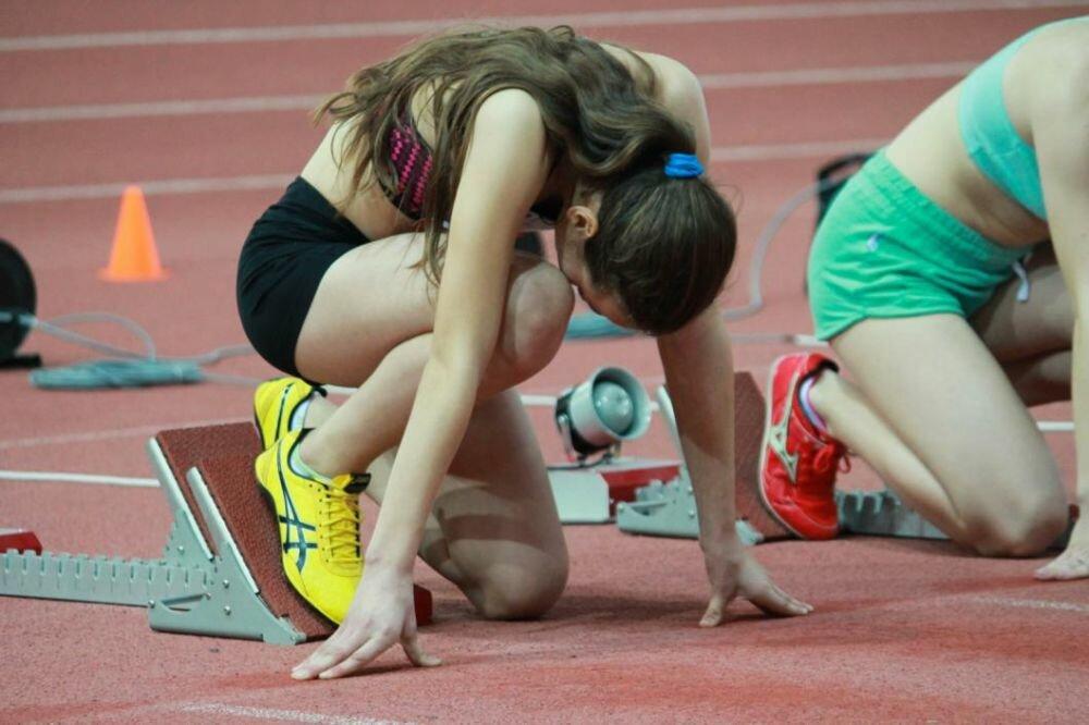 Легкая атлетика. Шиповка юных