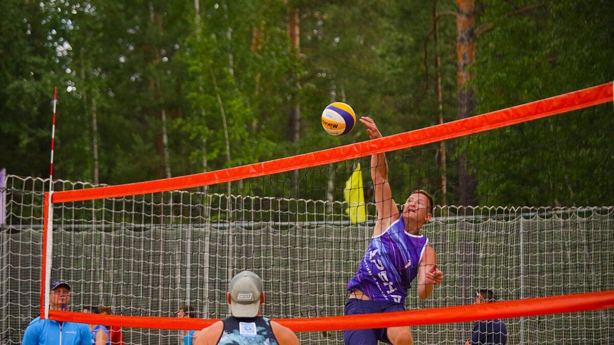 Волейбольные выходные в «Боровом»