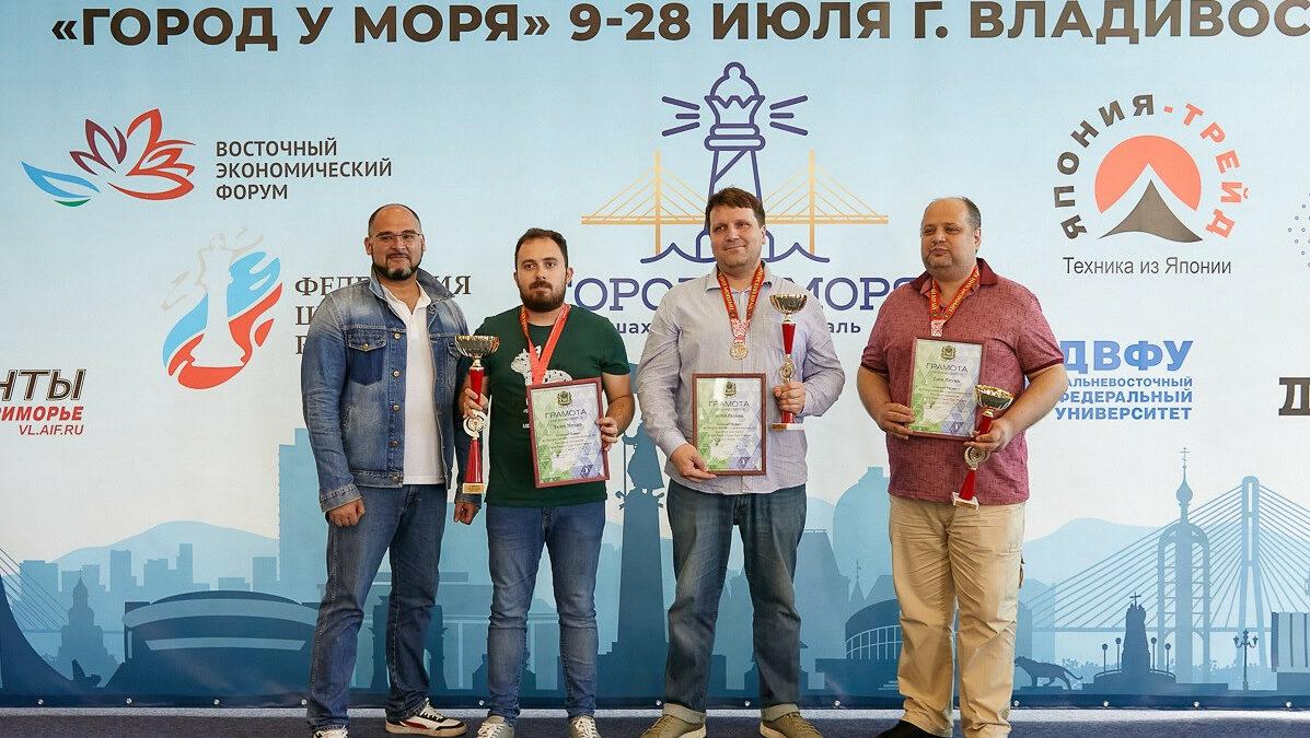 Максим Чигаев снова на высоте