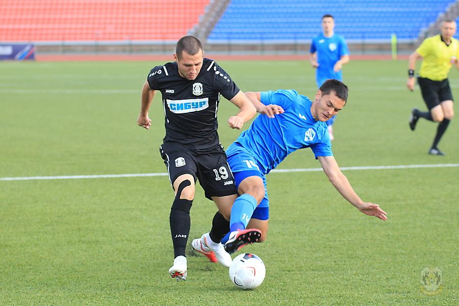 Расчетливая победа «Новосибирска»