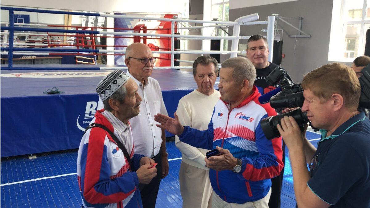Заслуги тюменских боксёров