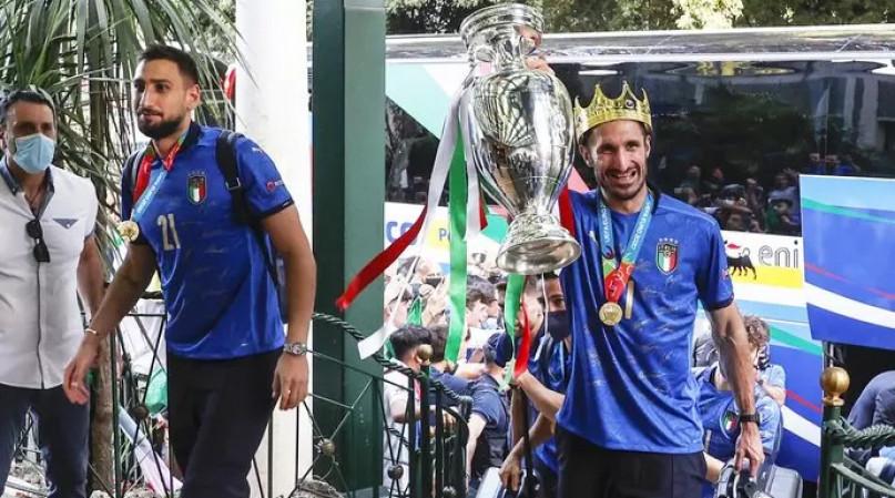 Италия – новый чемпион Европы!