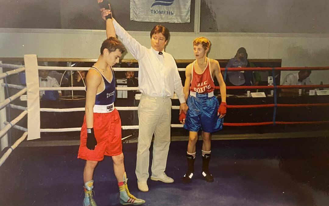 Бокс — тактическое искусство