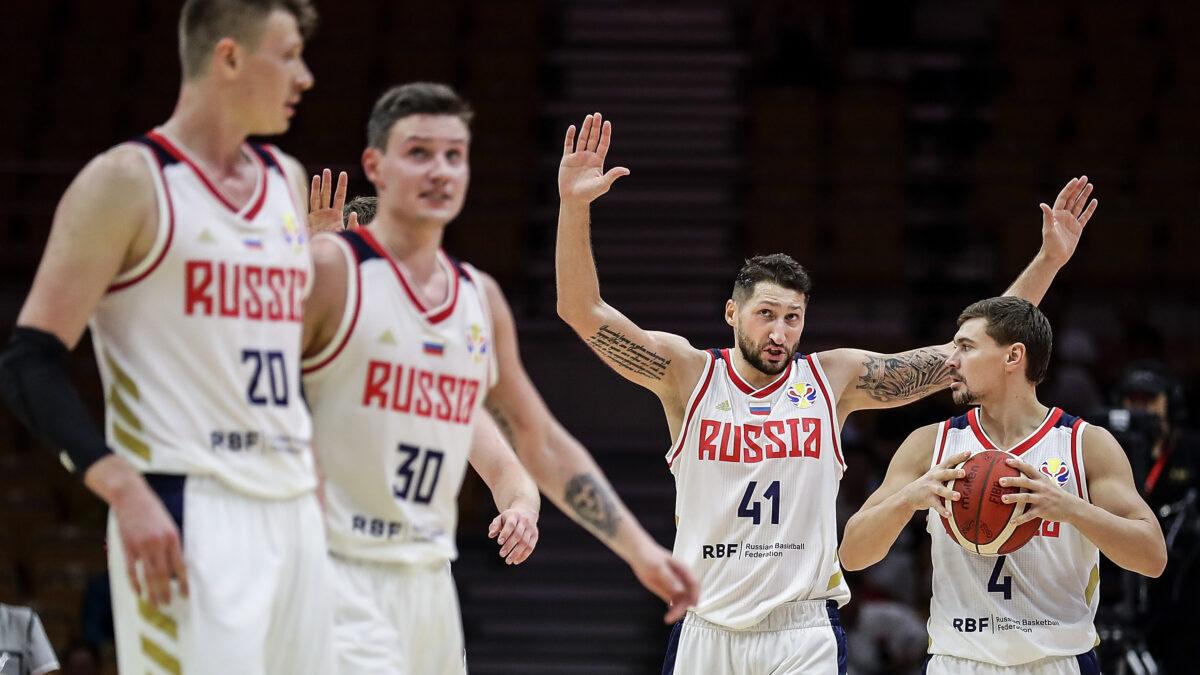 Россия снова без Олимпиады
