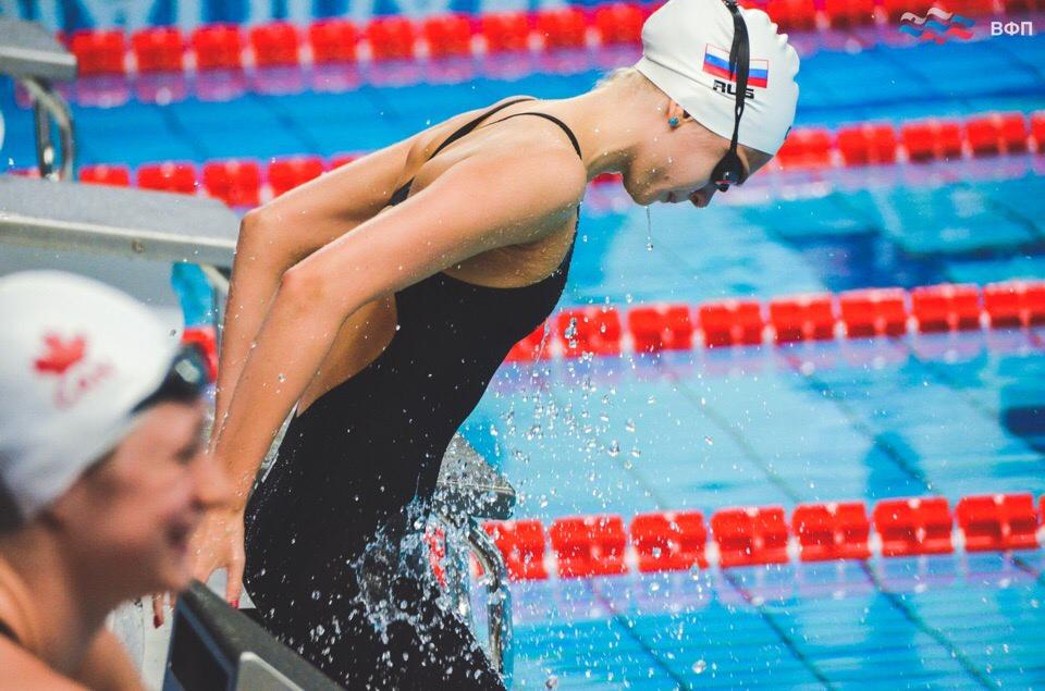 Первая Олимпиада Елизаветы Клеванович