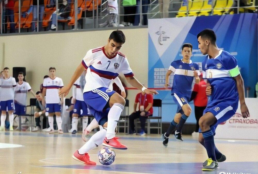 Россия в полуфинале Игр стран СНГ