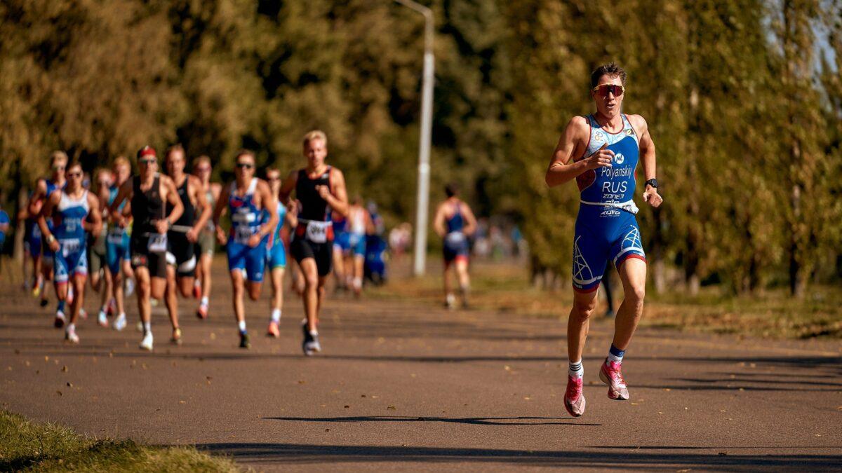 Триатлон набирает обороты