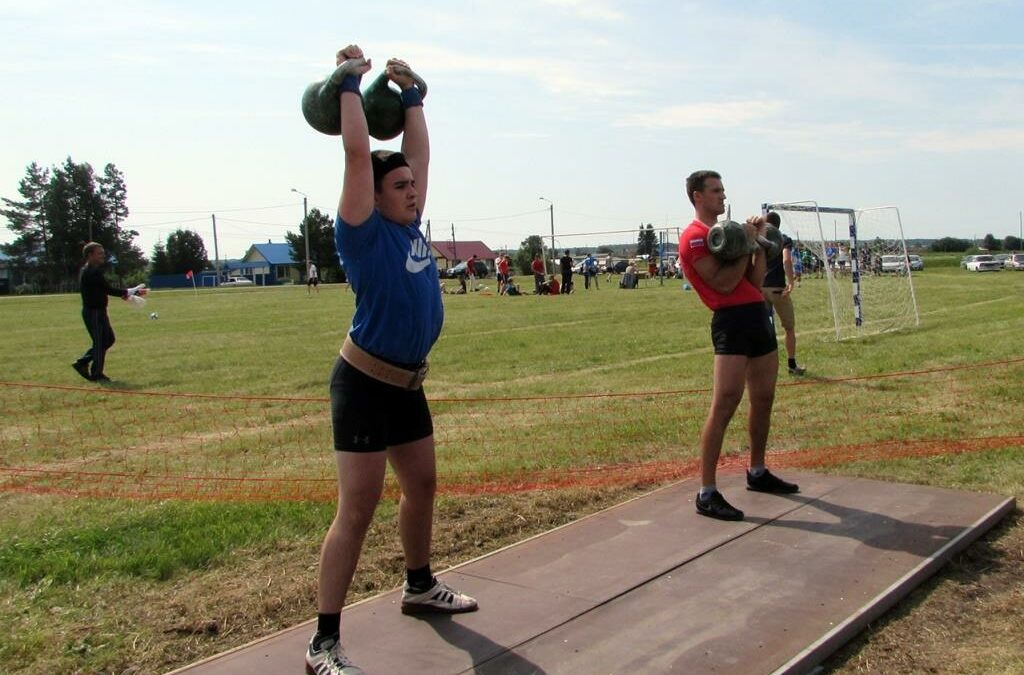 Едем, едем в соседнее село… или спортивные Прометеи XXI века
