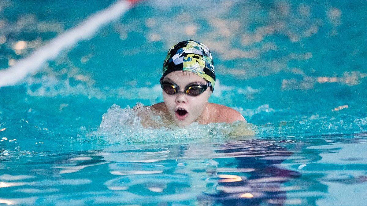 Совет от тренера. Плавание