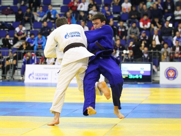 У Тюменской области две золотые медали на чемпионате УрФО по дзюдо