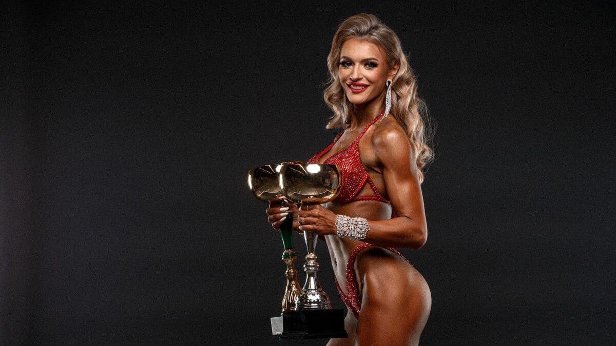 Тюменка Ольга Хасанова – чемпионка Европы