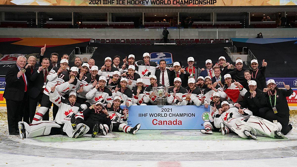 Совершенно неправильный мед: итоги чемпионата мира по хоккею