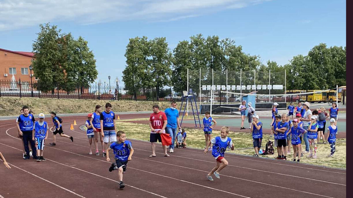 ГТО для юных спортсменов