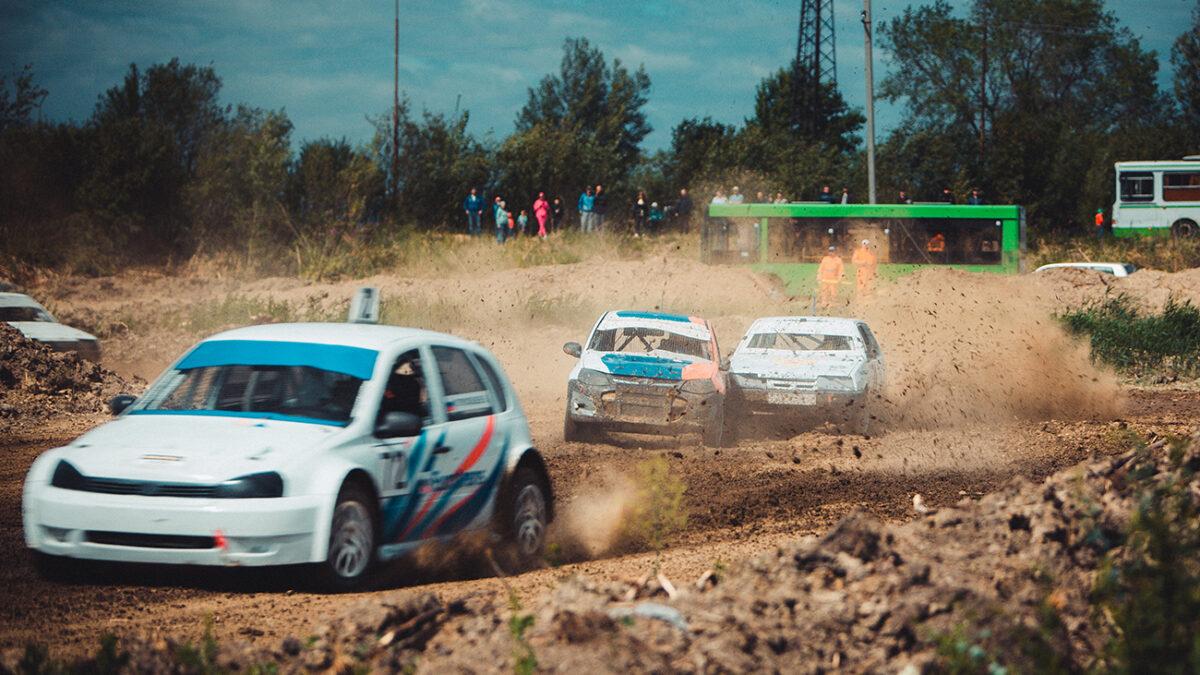 Фотоотчёт. Чемпионат России по автоспорту