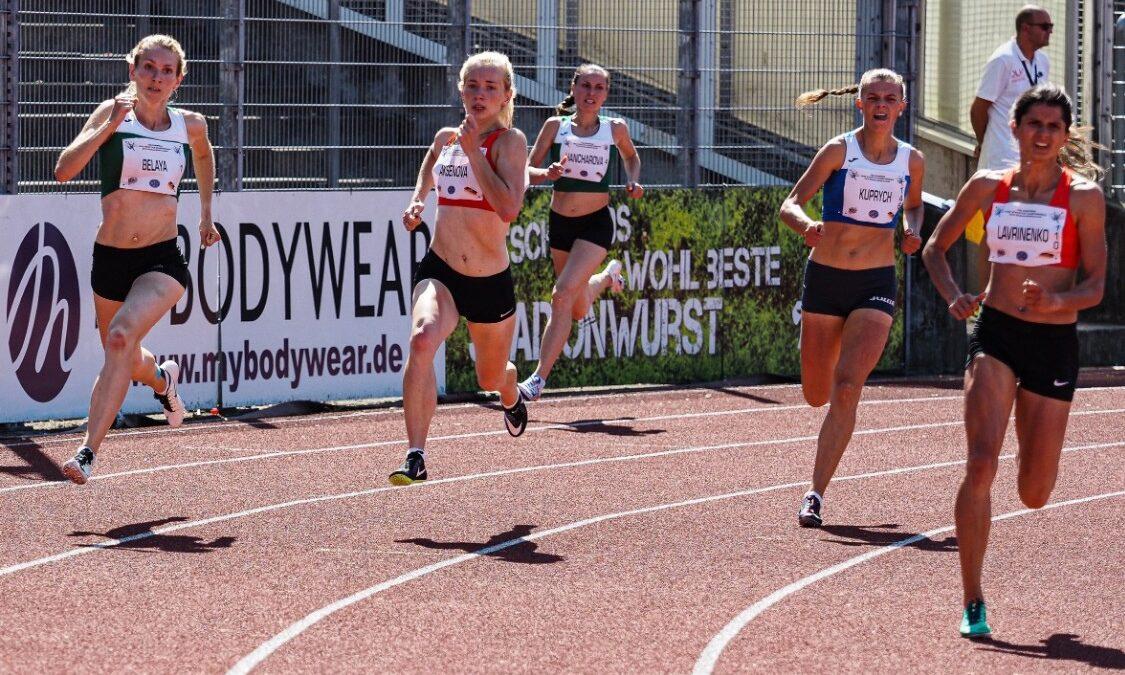 Спорт для самых быстрых