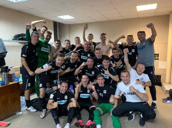 «Динамо-Барнаул» – «Тюмень» – 0:1
