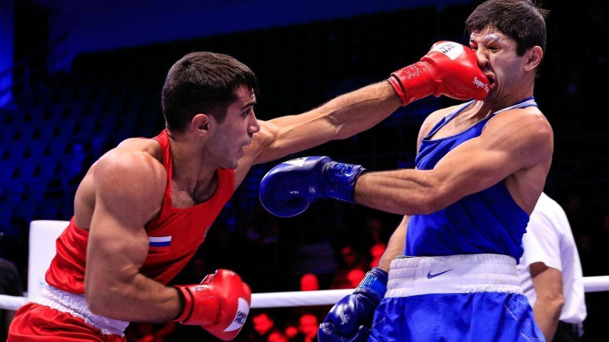 Чемпионат России по боксу: второй день