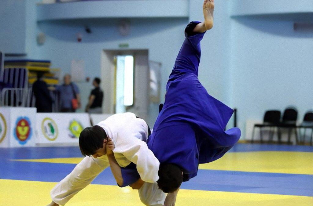 Шесть медалей у тюменских дзюдоистов