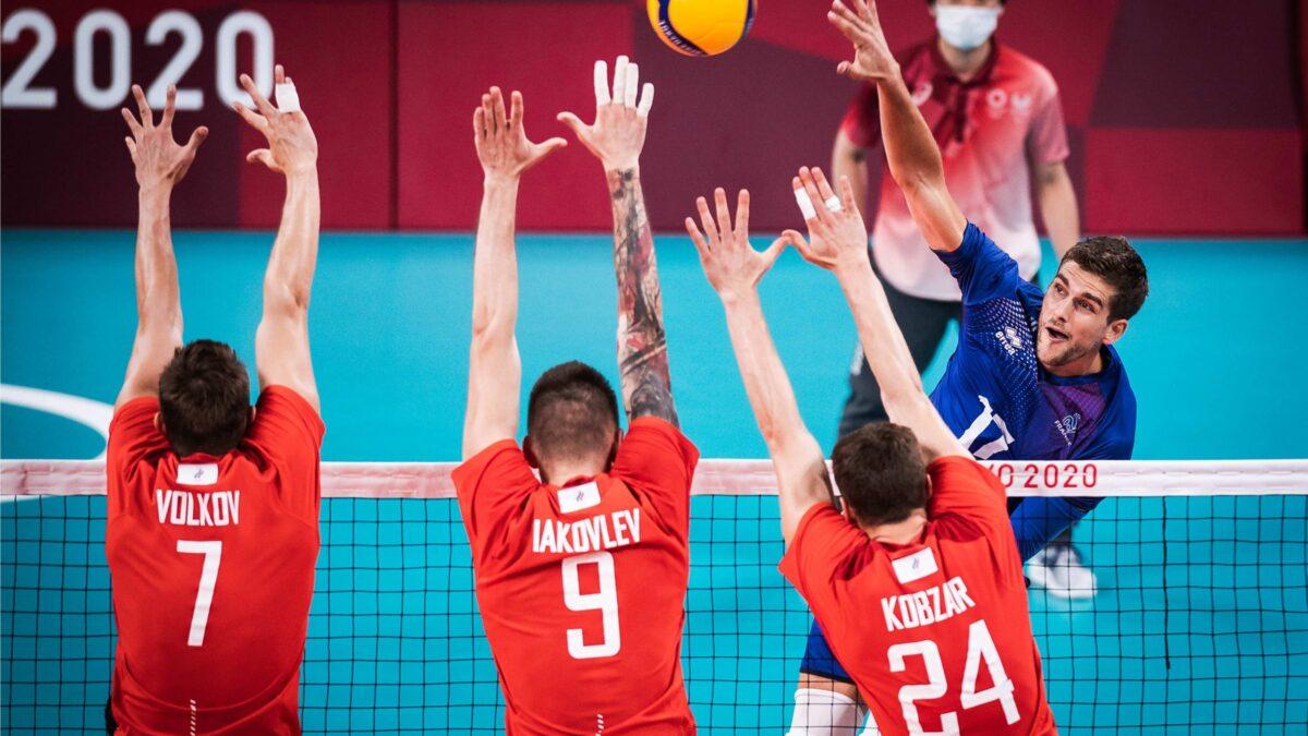 Франция – олимпийский чемпион, у России – серебро