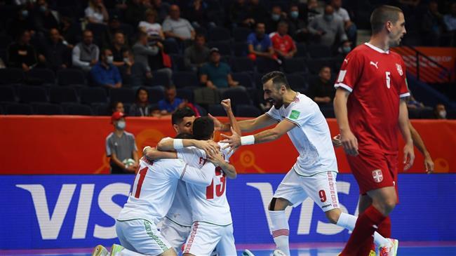 Сербия – Иран – лучший матч тура