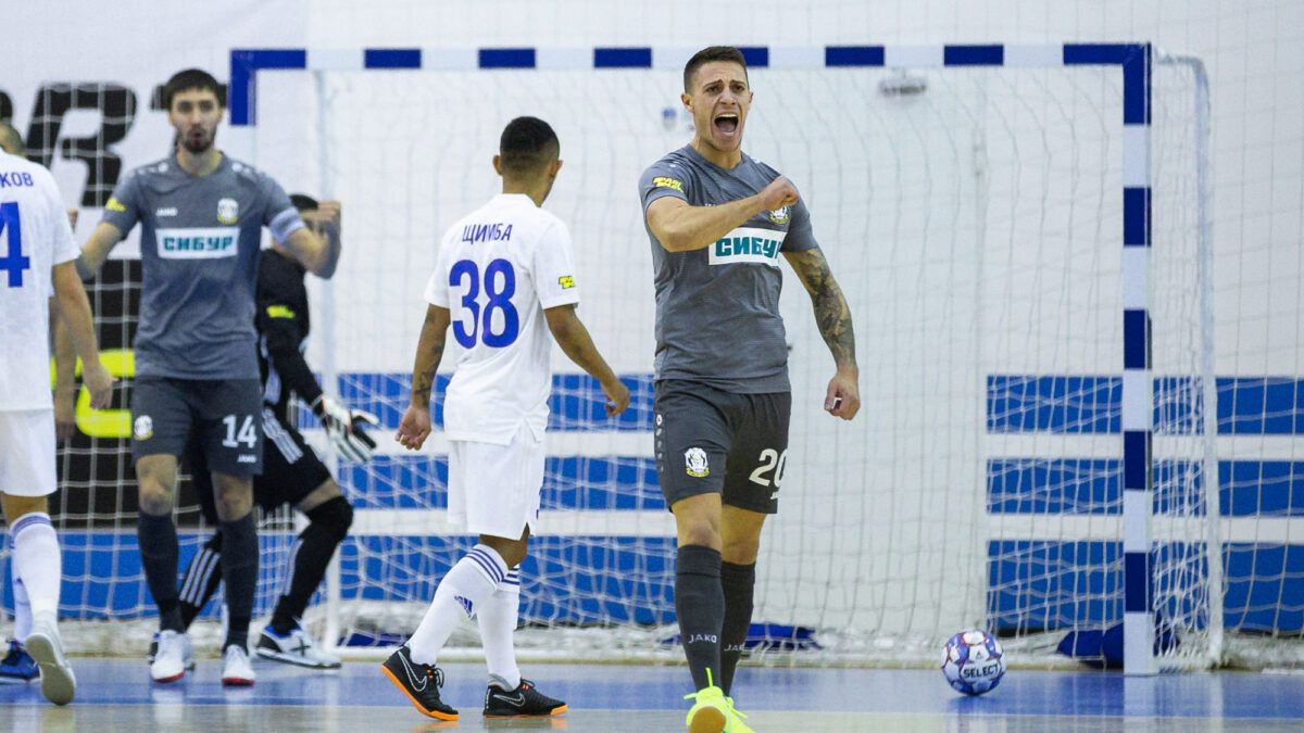 Дебют игрока сборной Сербии за «Тюмень» удался на славу
